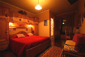 Hotel Tivet - Rooms