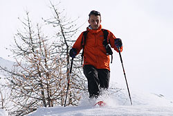 Hotel Tivet Pila - Relax and snow shoes